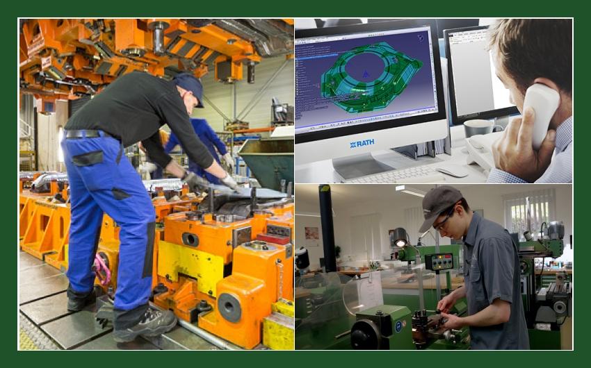 Gebr. Rath Werkzeugbau GmbH - Spezialist für Lohnfertigung aus Kreuztal nahe Dortmund, Frankfurt am Main, Köln